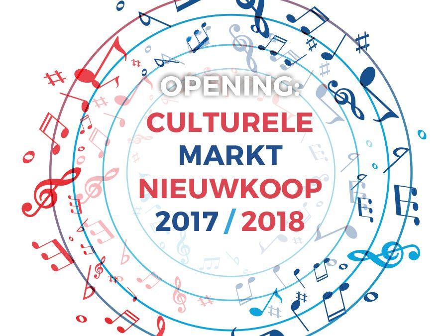 Eerste Culturele Markt Nieuwkoop was succes!
